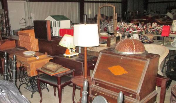 Estate Sale Vintage Furniture